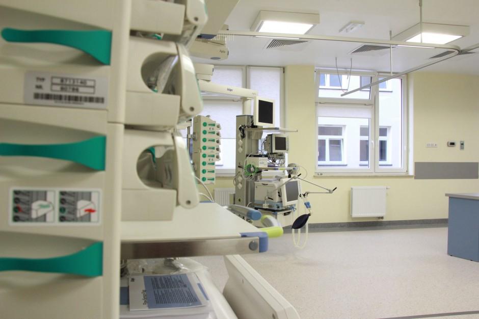 Samorząd wspiera szpitale w walce o pieniądze z NFZ
