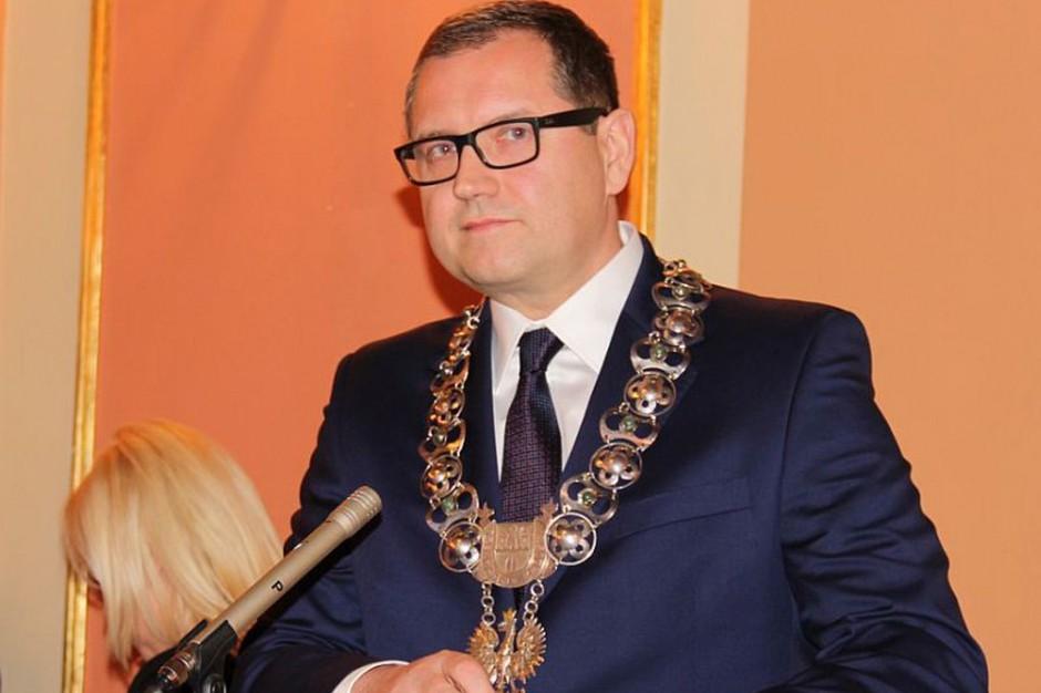 Kalisz. Prezydent Grzegorz Sapiński nie boi się posłów PiS: samorząd ma być niezależny od partii