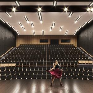W Centrum znajdzie się także miejsce na salę widowiskową (Fot. UM Marki)