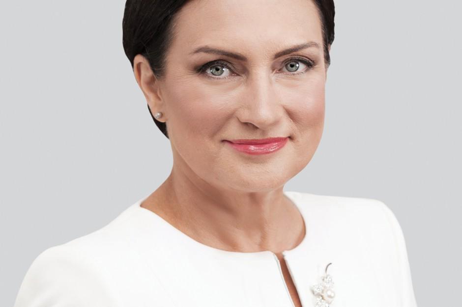 Posłanka Izabela Kloc (fot. mat.pras.)