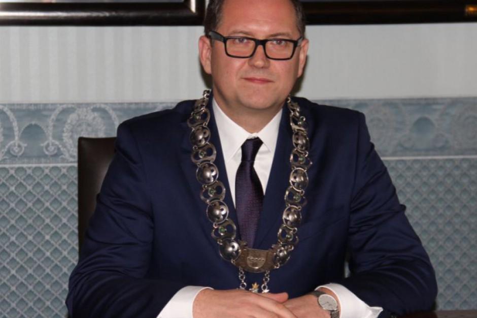 Grzegorz Sapiński nie będzie kandydatem Zjednoczonej Prawicy na prezydenta Kalisza