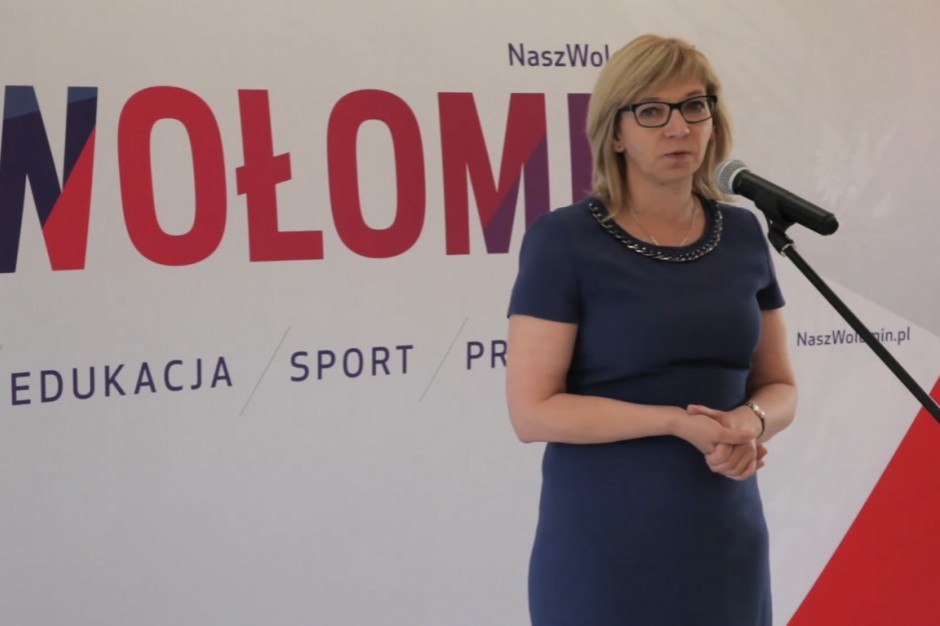 Burmistrz Wołomina z niższą pensją? Piłka po stronie radnych