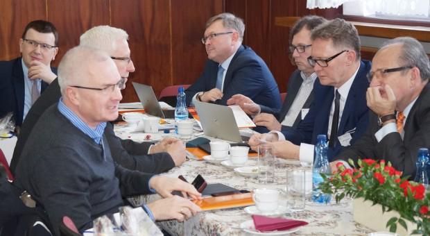 Członkowie ZMP podczas zgromadzenia w Żywcu (fot. ZMP.poznan.pl)
