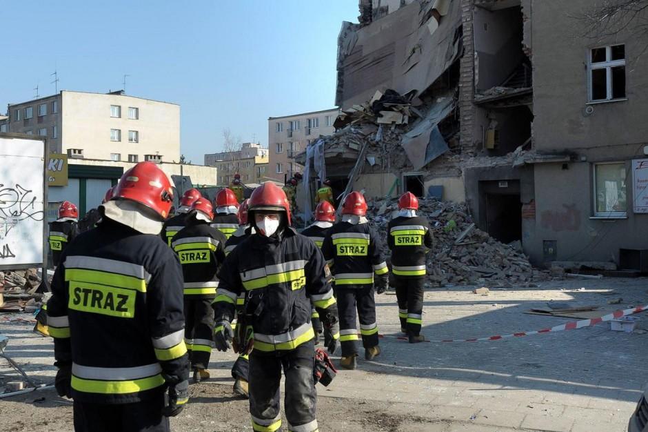 Jest zespół, który zajmie się pomocą ofiarom katastrofy budowlanej w Poznaniu