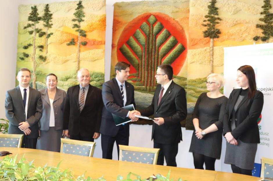 NFOŚ dofinansuje wymianę pieców w Gorzowie Wielkopolskim