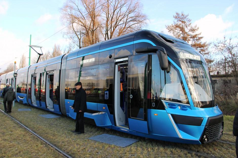 Nowe tramwaje przyjadą z Poznania. Kosztują 29 mln zł