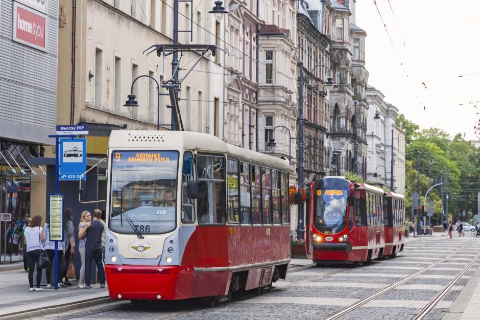 W metropolii śląskiej duże zakłócenia w ruchu tramwajów