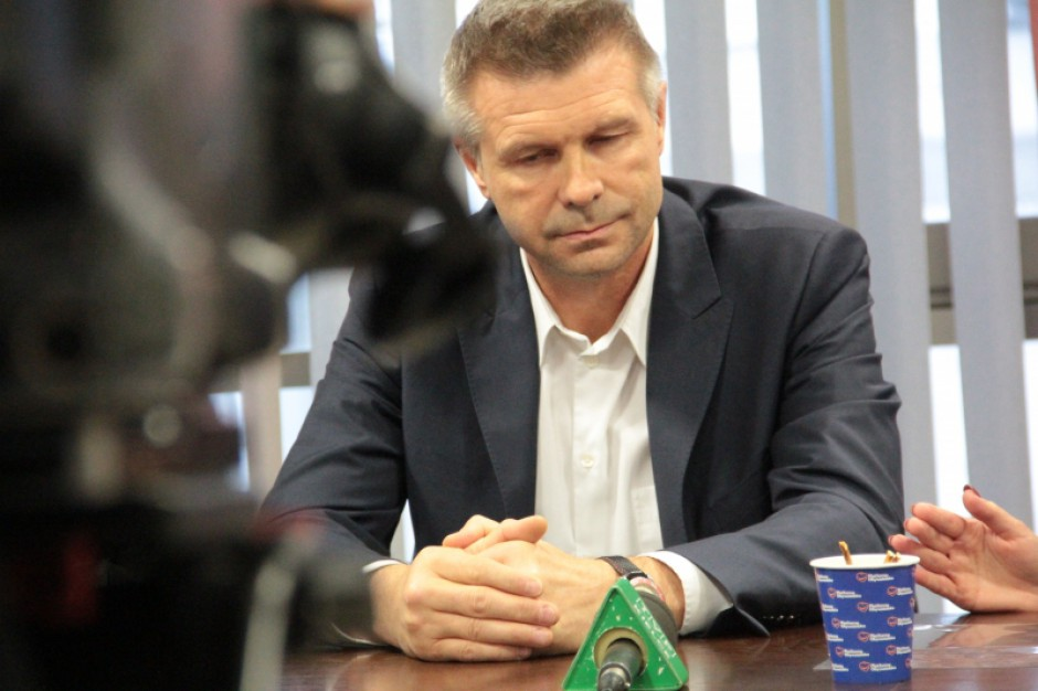 Europoseł Bogdan Wenta zapowiedział start w wyborach prezydenta Kielc