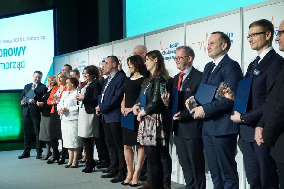 Gala konkursu Zdrowy samorząd w obiektywie. Zobacz zdjęcia