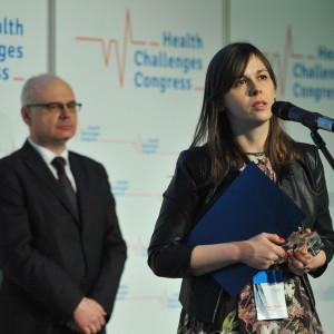 Nagrodę dla województwa małopolskiego odebrała Sylwia Grzesiak-Ambroży - dyrektor Departamentu Zdrowia i Polityki Społecznej Urzędu Marszałkowskiego Województwa Małopolskiego.
