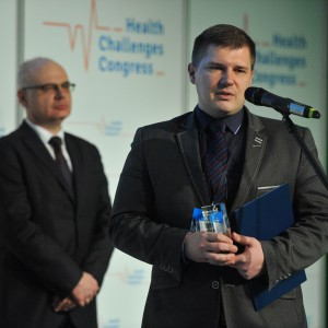 Nagroda dla województwa pomorskiego powędrowała na ręce Macieja Laszkiewicza, zastępcy dyrektora Departamentu Zdrowia Urzędu Marszałkowskiego Województwa Pomorskiego.