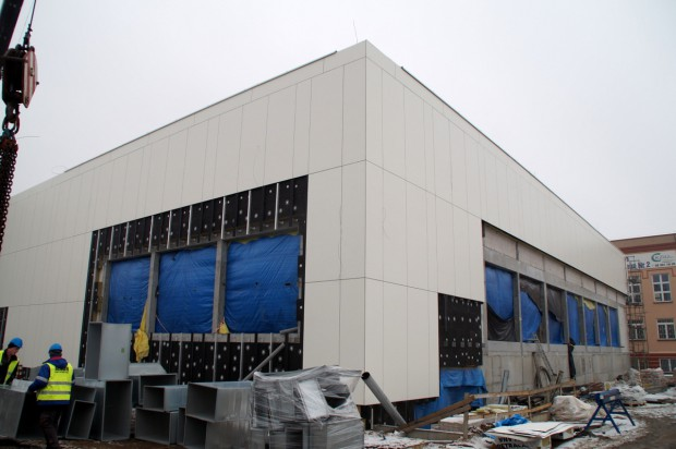 Budowa basenu na Oruni będzie kosztować 13,4 mln złotych. Fot. Mat. pras.