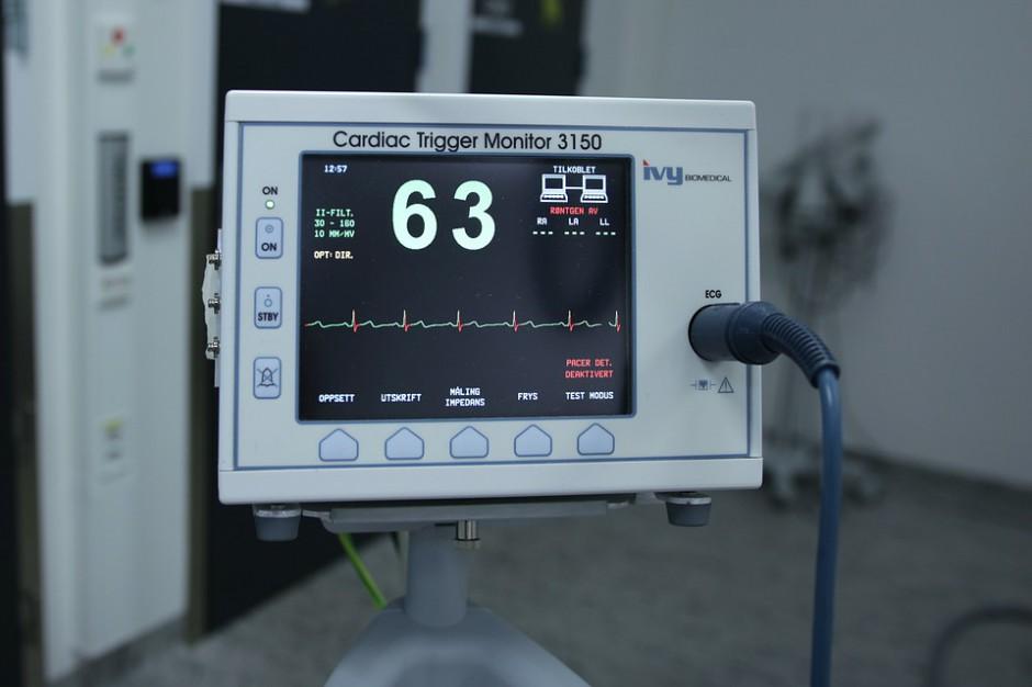 Oddział kardiologiczny szpitala w Radomiu kupi sprzęt dzięki wsparciu z UE