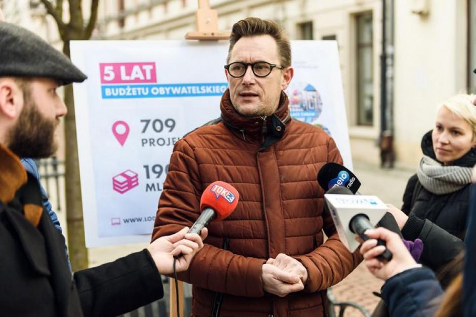 W Łodzi rekordowa ilość wniosków do budżetu obywatelskiego. Miasto wydłuża czas ich składania