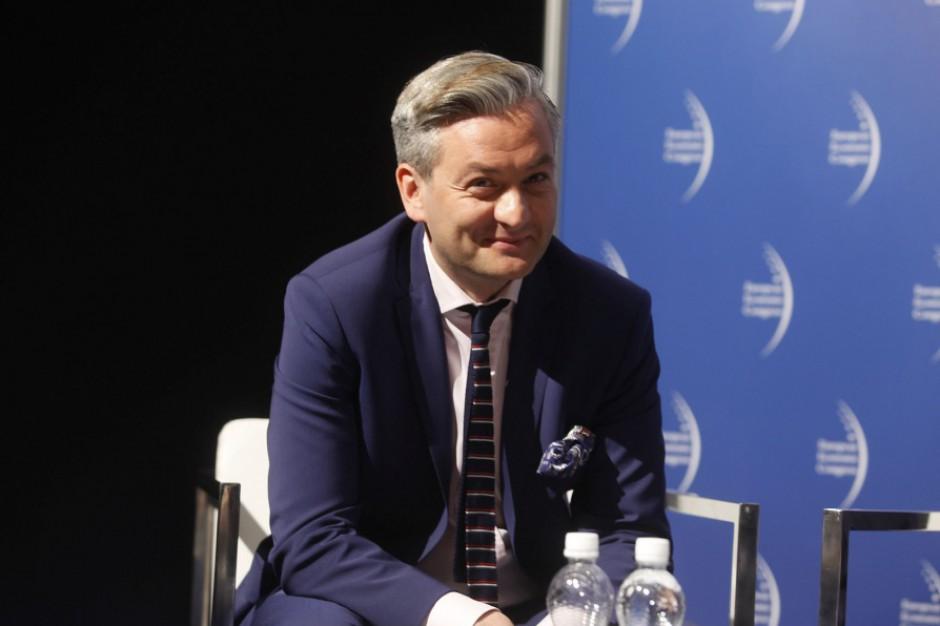 Sondaż: Robert Biedroń bez konkurencji w Słupsku