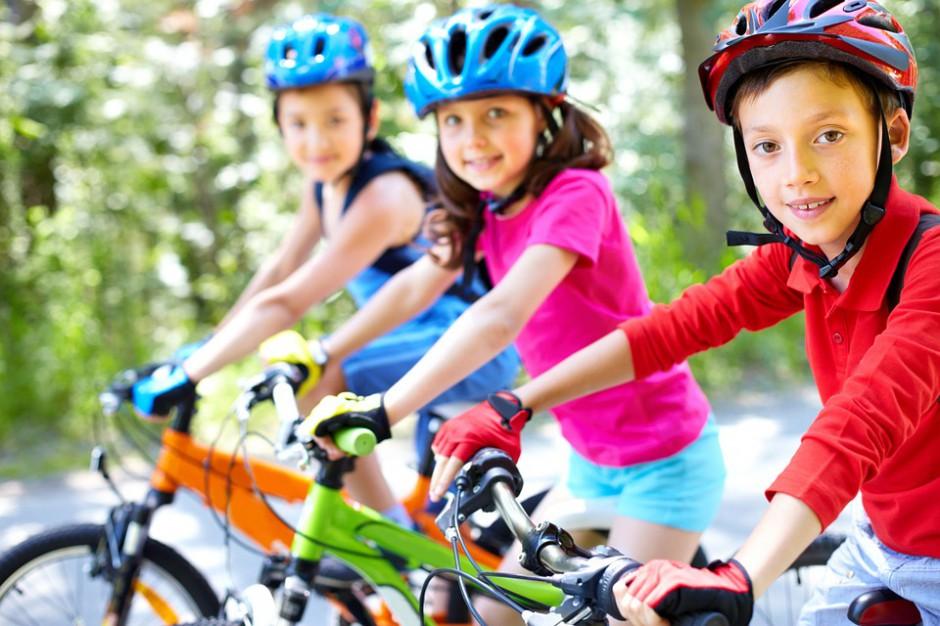 Podstawówki na rowery