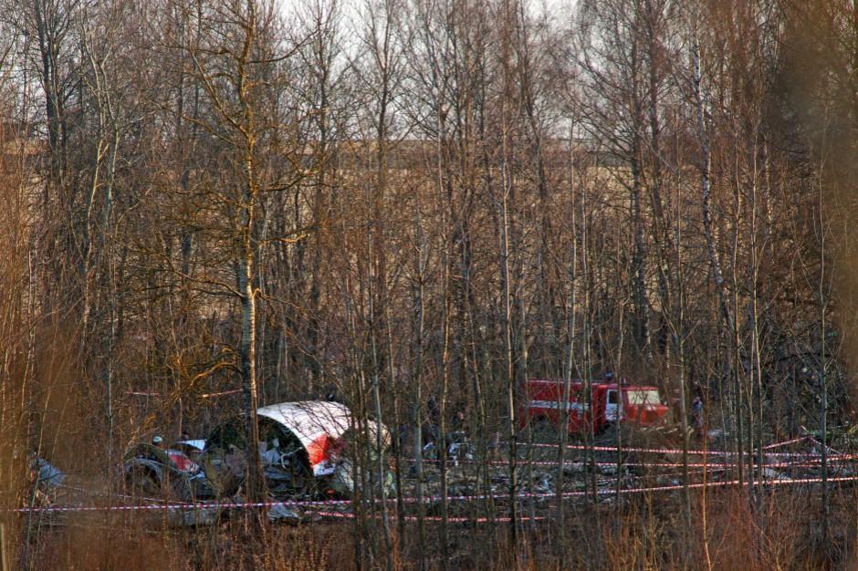 Sasin: Pomnik smoleński będzie na 10 kwietnia