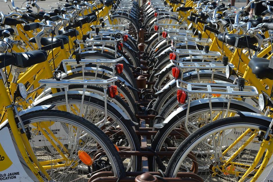 Katowice, rowery miejskie: PO i społecznicy mają zastrzeżenia