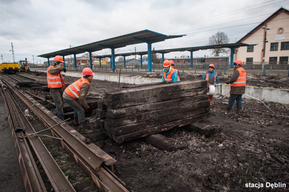Prawie 609 mln zł unijnej dotacji na trzy projekty kolejowe