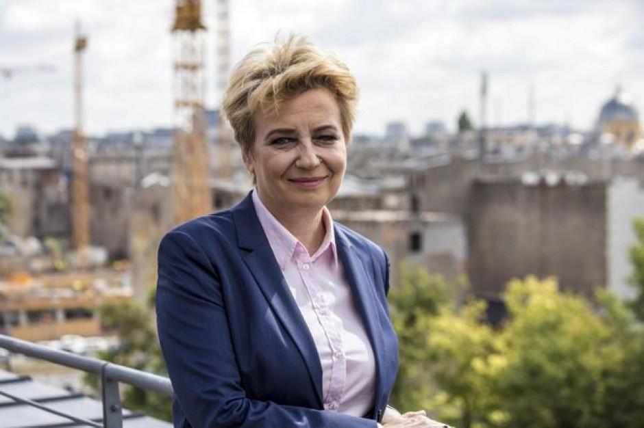 Prezydent Łodzi Hanna Zdanowska: Będę startować w wyborach