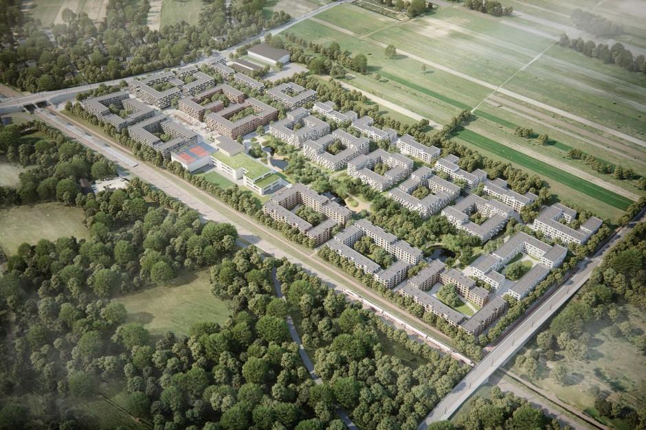 Mieszkanie Plus. Wybrano projekty modelowego osiedla Nowe Jeziorki w Warszawie