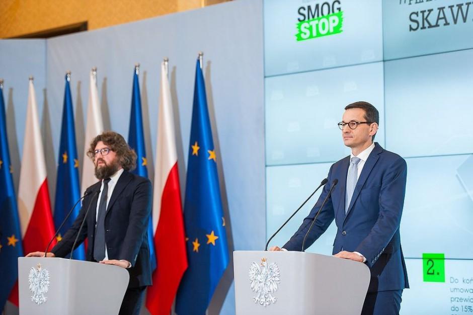 """Piotr Woźny pełnomocnikiem rządu ds. programu """"Czyste Powietrze"""""""