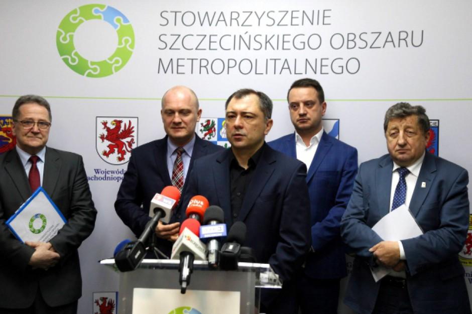 Szczecińska Kolej Metropolitalna przyspiesza