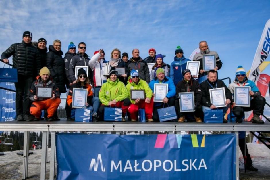 Oto najlepsze stacje narciarskie Małopolski