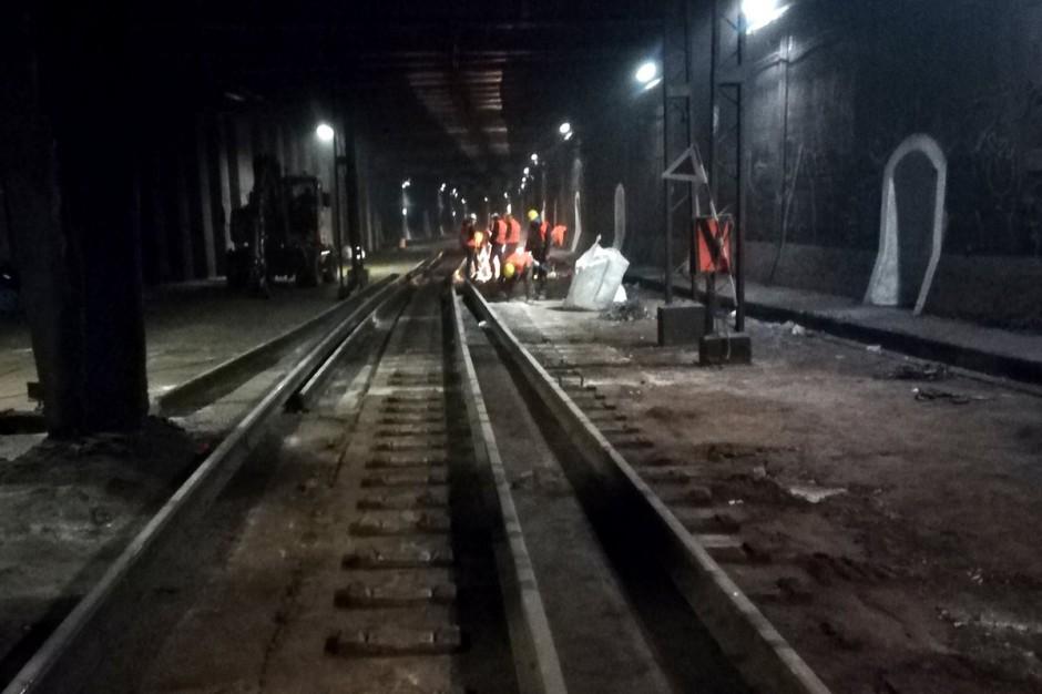 Przebudowa linii średnicowej w Warszawie. Prace potrwają trzy albo sześć lat