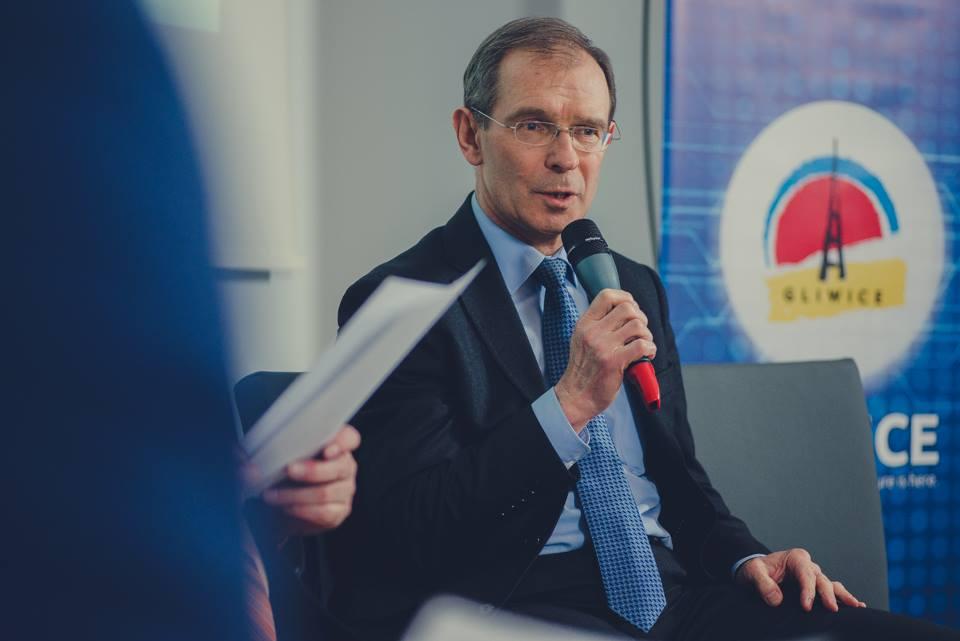 Zygmunt Frankiewicz, prezydent Gliwic jest jednym z trzech wymienionych przez posła PiS. (fot. Facebook/Metropolia GZM)