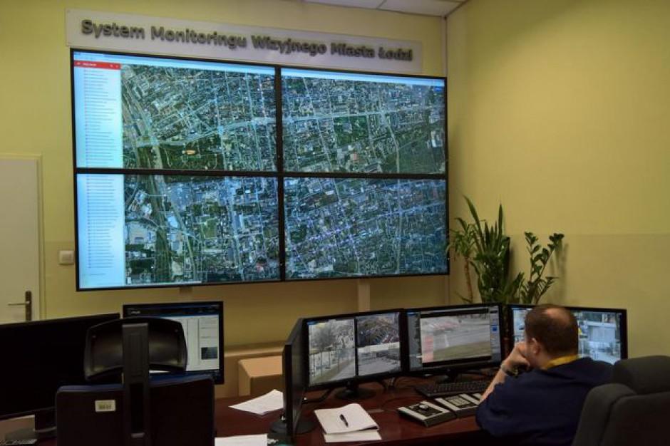 153 nowe kamery monitoringu w Łodzi