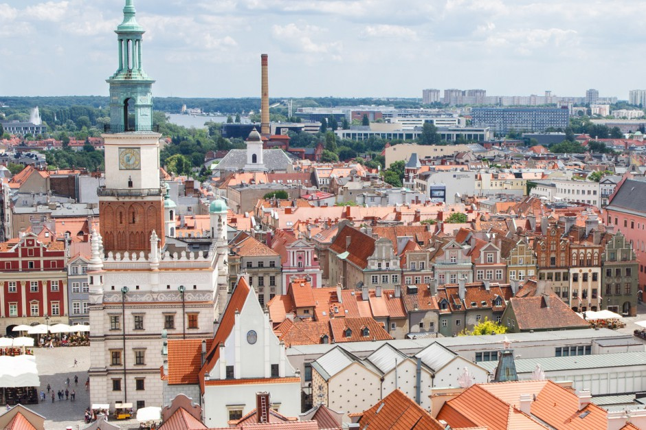 300 mln zł na modernizację energetyczną budynków i rewitalizację w Wielkopolsce