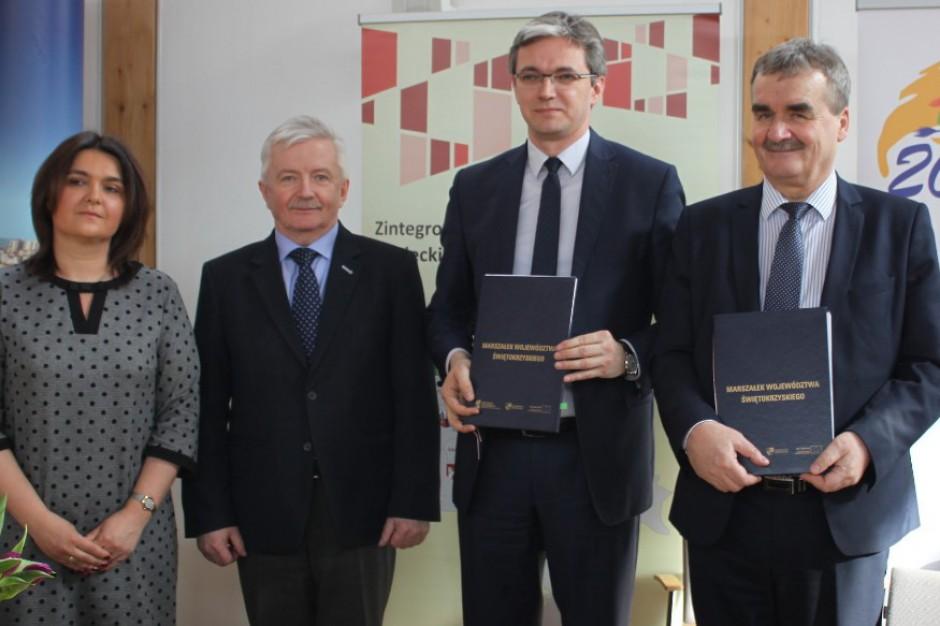Kielce pozyskały ponad 18 mln zł z UE na projekty geologiczno-turystyczne