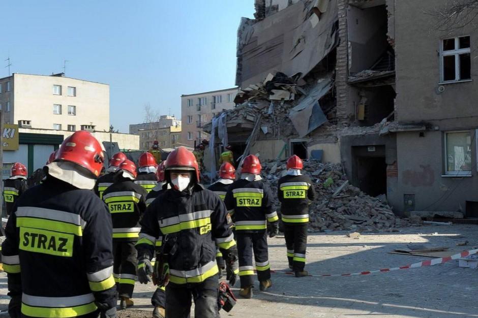 Rozpoczynają się prace rozbiórkowe zawalonej kamienicy w Poznaniu