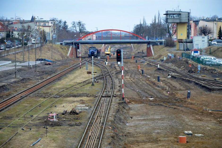 PKP PLK: Modernizacja stacji w Kwidzynie i linii Gardeja-Malbork