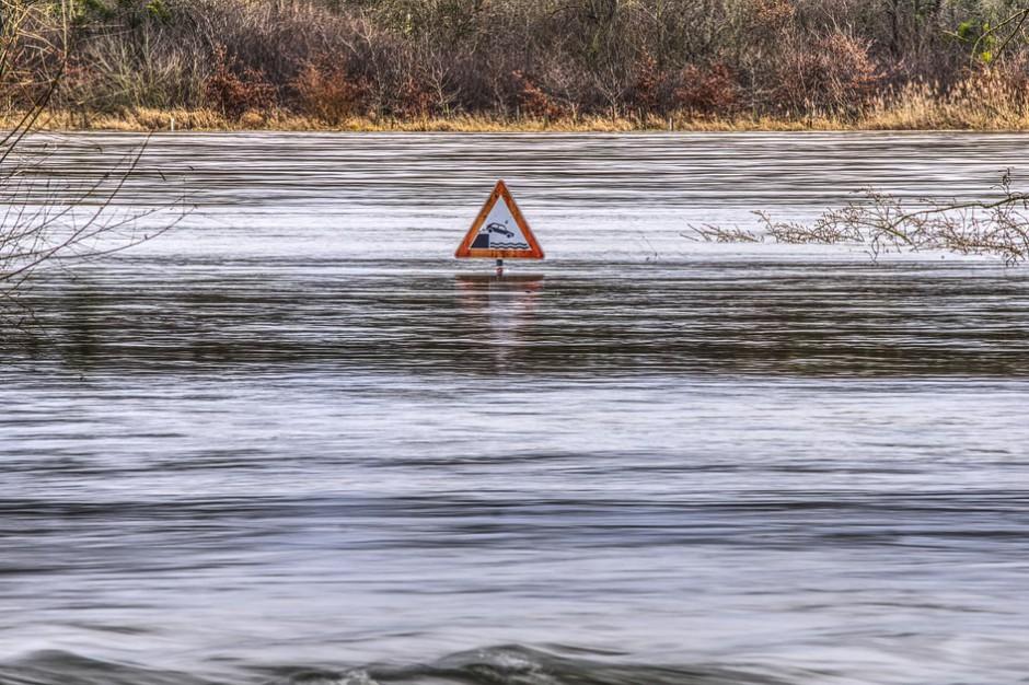 Przemysław Daca: W najbliższym czasie nie będzie zagrożenia powodzią