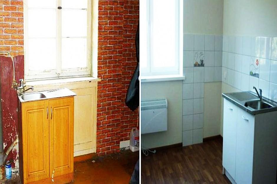 W ciągu dwóch lat Gdańsk wyremontował 600 mieszkań komunalnych