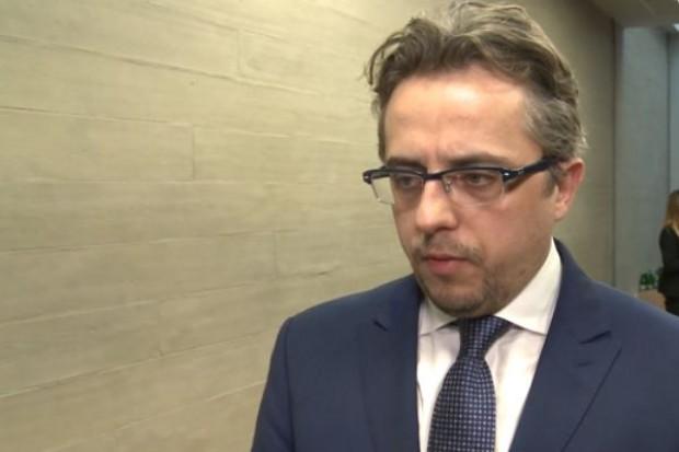 Paweł Lulewicz, wiceprezes Pomorskiej Specjalnej Strefy Ekonomicznej (fot.newseria)