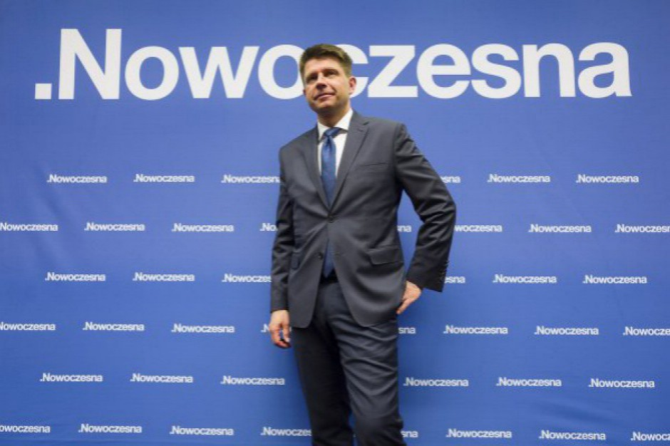 Kto wystartuje na prezydentów miast z Nowoczesnej - Petru, Scheuring-Wielgus, Schmidt?