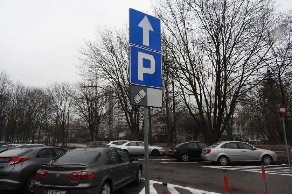 Nowy bezpłatny parking dla mieszkańców Krakowa