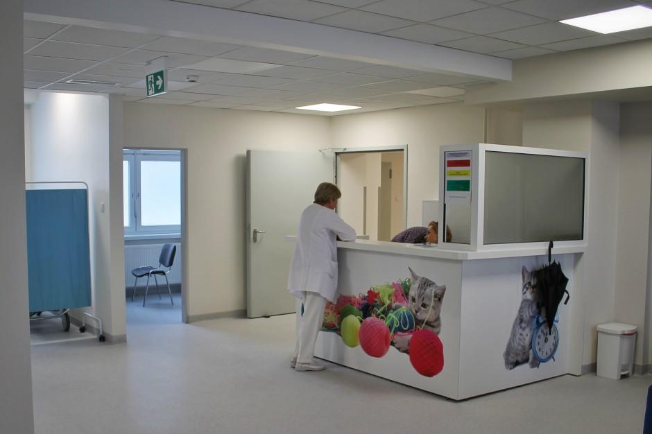 Częstochowa: Pediatryczny SOR szpitala wojewódzkiego już po modernizacji