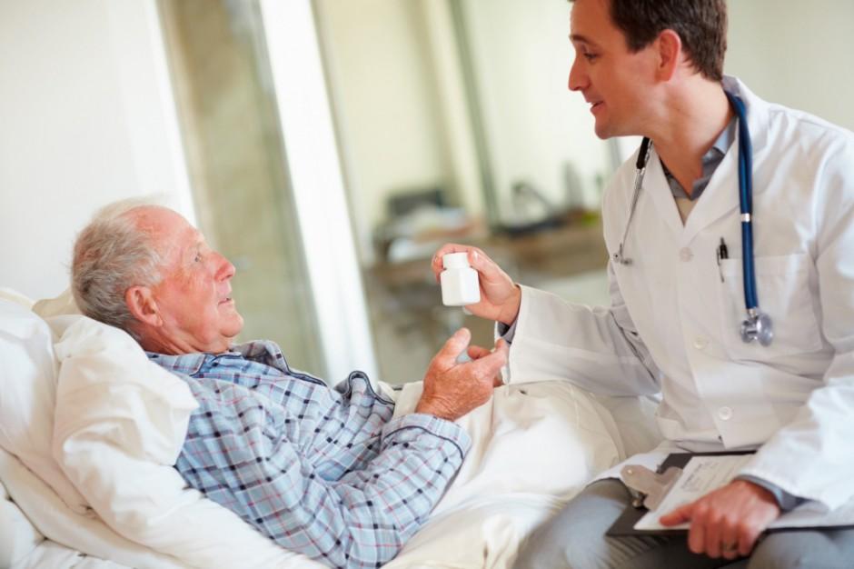 Oddziały geriatryczne słabym ogniwem sieci szpitali?