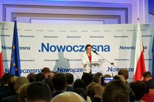 Jak Katarzyny Lubnauer poprowadzi Nowoczesną do wyborów?