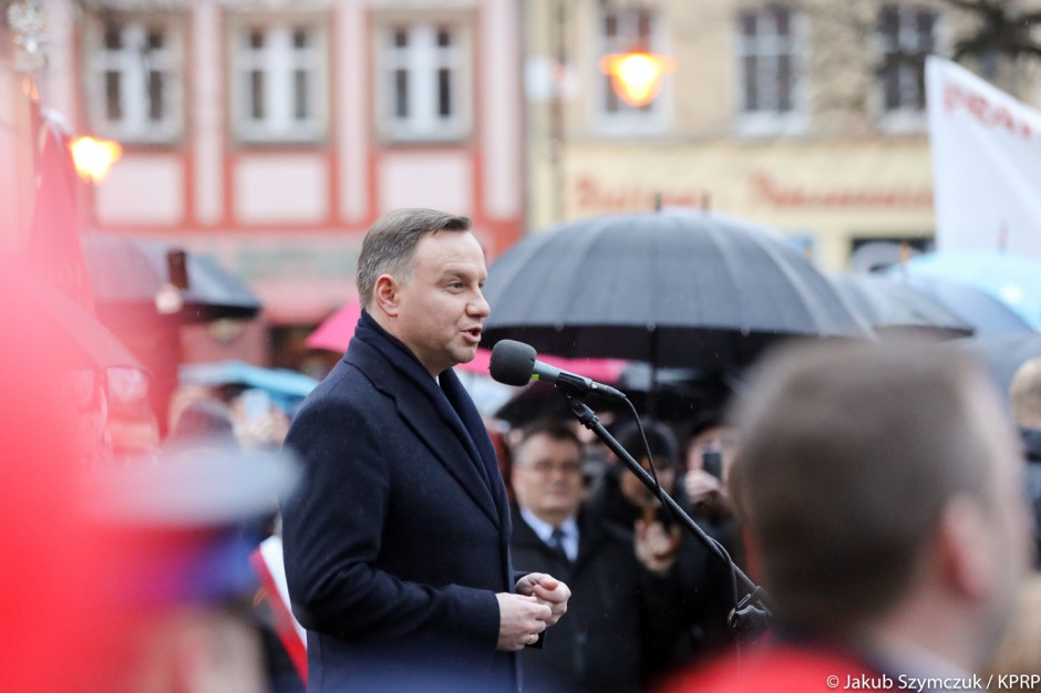 Prezydent: Polsce potrzebna jest gruntowna edukacja
