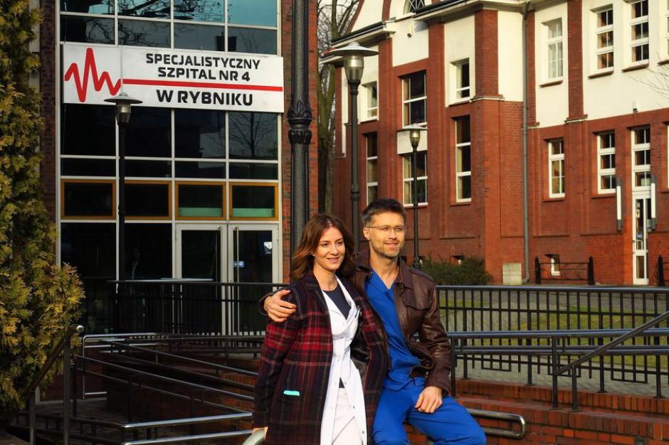 Serial Diagnoza: 21-24 marca w Rybniku kolejne zdjęcia z aktorami