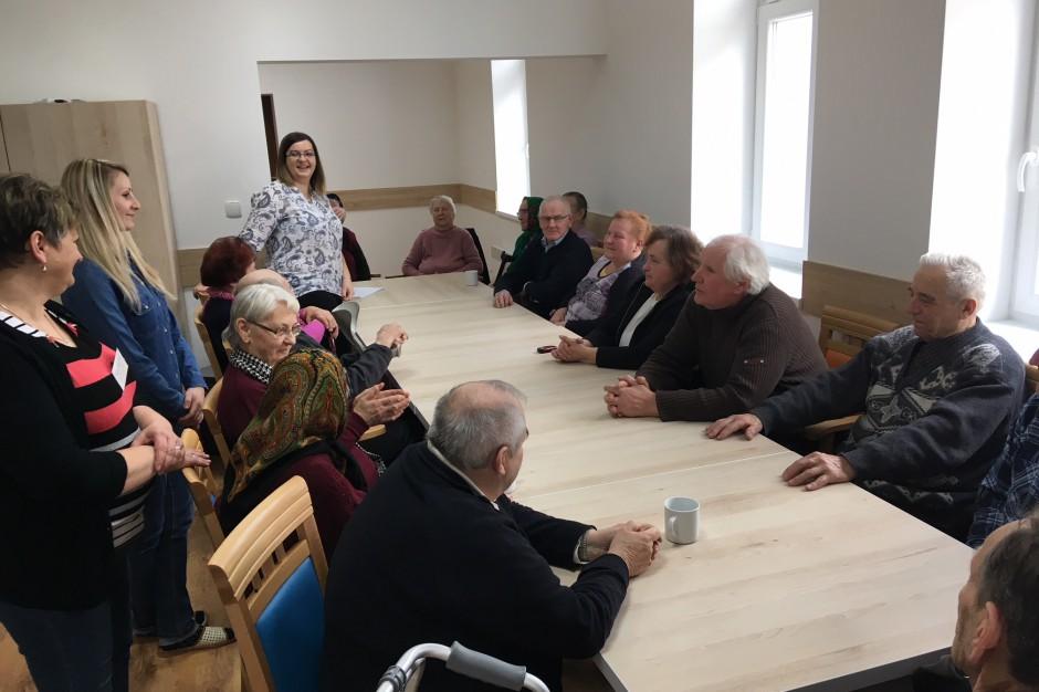 Domy dziennego pobytu rozwiązaniem senioralnych problemów gmin