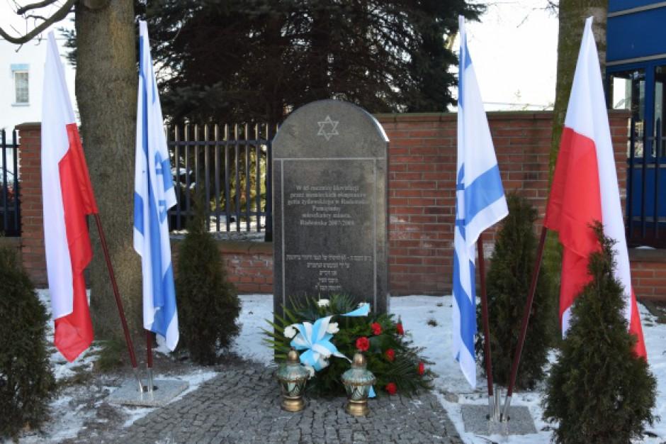 Radomsko ocenzurowało wystąpienie izraelskiego burmistrza? Miasto odpowiada na zarzuty