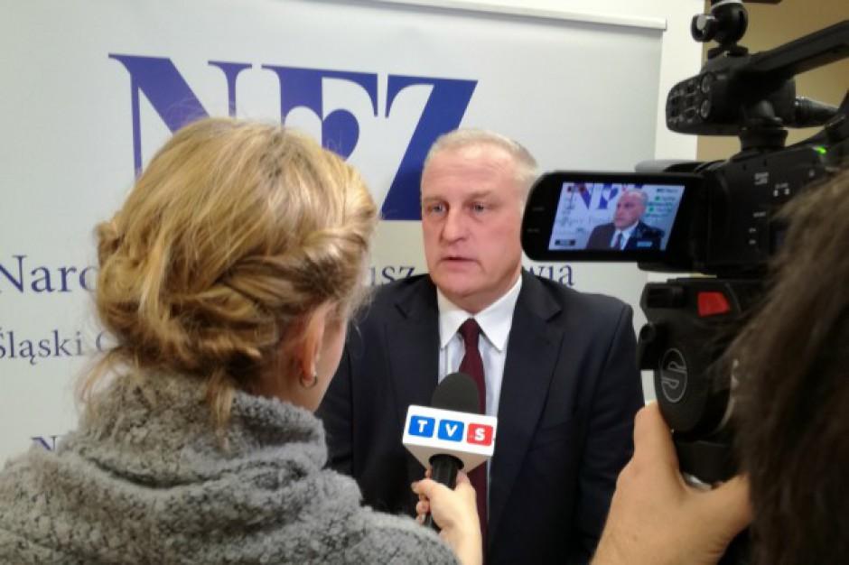 Śląski NFZ rozwiązał umowę ze szpitalem w Pszczynie