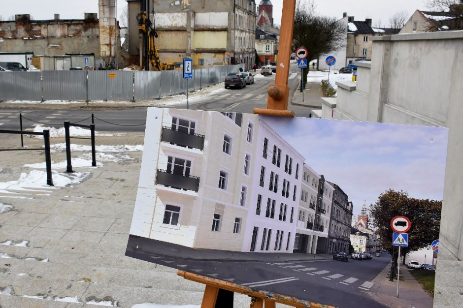 Sto odnowionych mieszkań dla mieszkańców piotrkowskiego Podzamcza