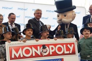 Poznań z własną edycją Monopoly